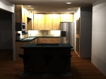 Yale Kitchen model